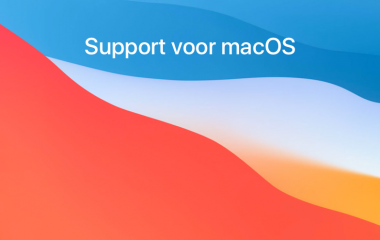 apple mac os support