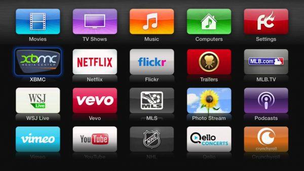 Apple TV 2 - met jailbreak !!!